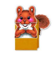 Scamper Bag Puppet (Preschool)