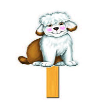 Scout Stick Puppet (Pre-K & K)