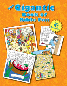 The Gigantic Book of Bible Fun